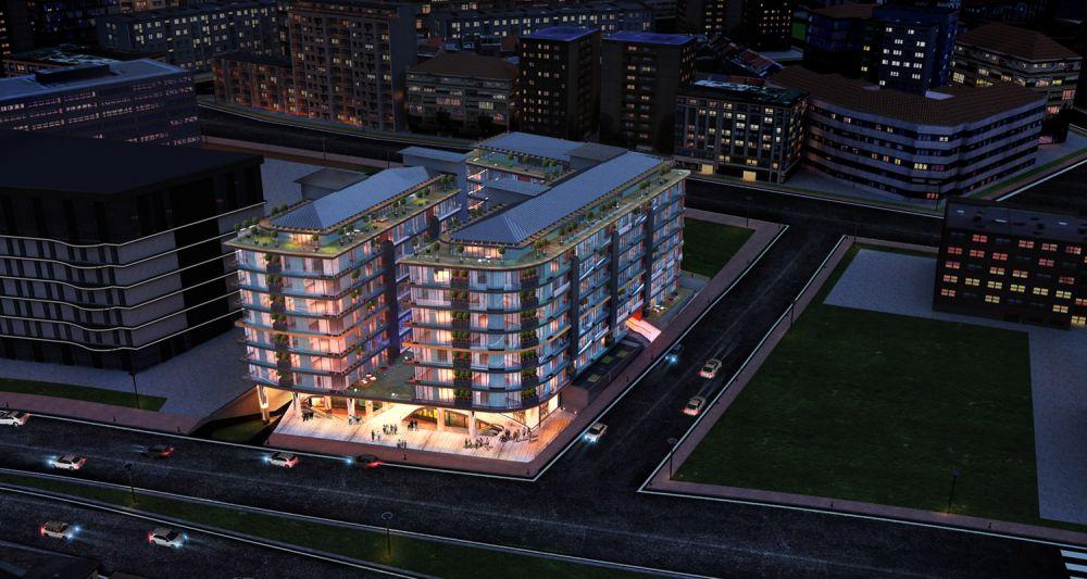 Buy Modern Istanbul Real Estate 1