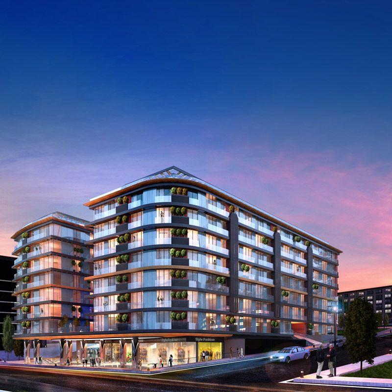 Buy Modern Istanbul Real Estate 2
