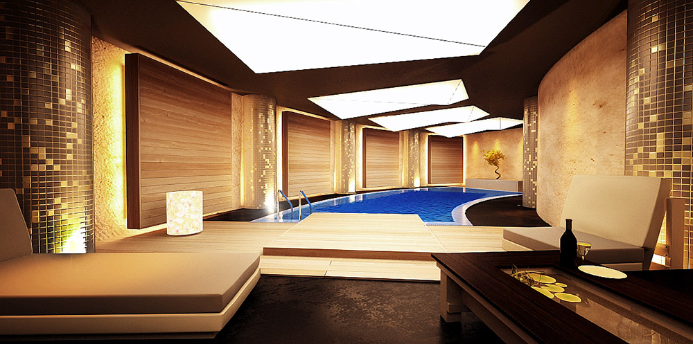 Real Estate Luxury Istanbul Hotel Concept 11