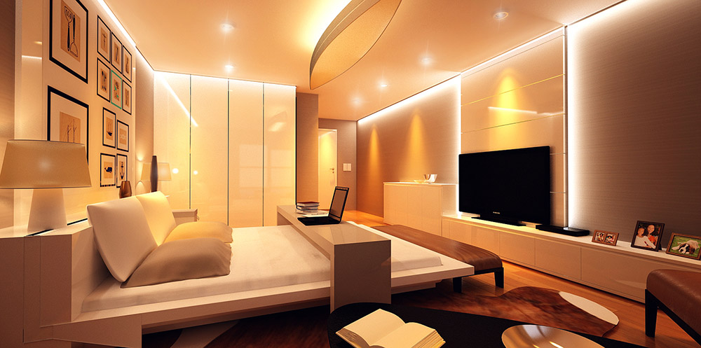 Real Estate Luxury Istanbul Hotel Concept 12