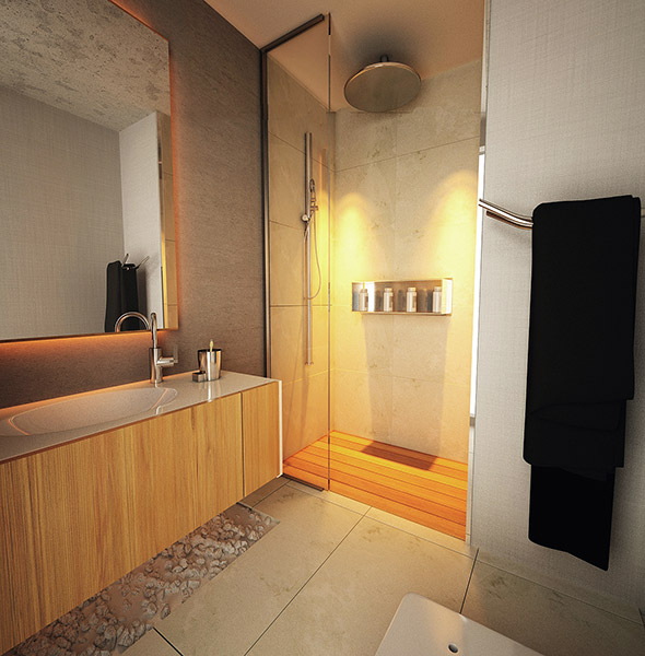 Real Estate Luxury Istanbul Hotel Concept 14