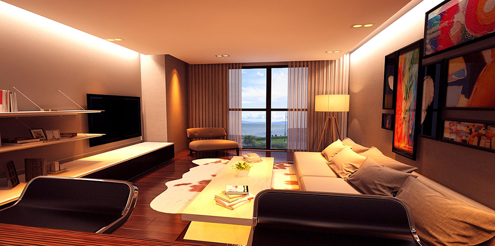 Real Estate Luxury Istanbul Hotel Concept 15