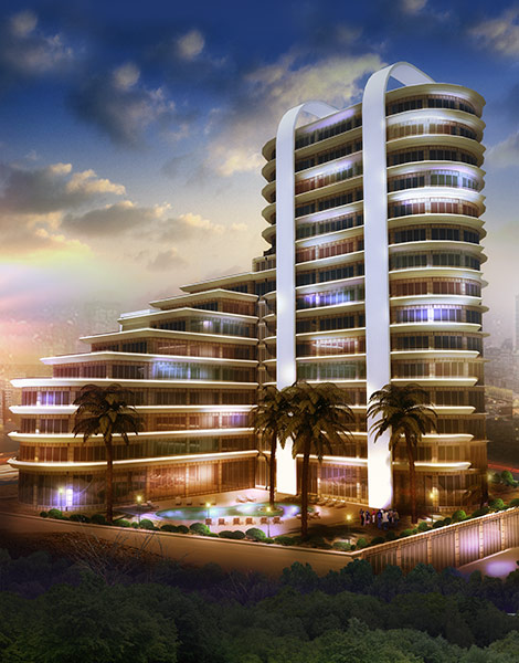 Real Estate Luxury Istanbul Hotel Concept 5