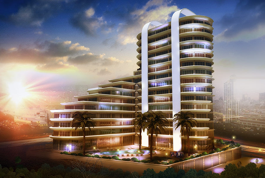 Real Estate Luxury Istanbul Hotel Concept 4