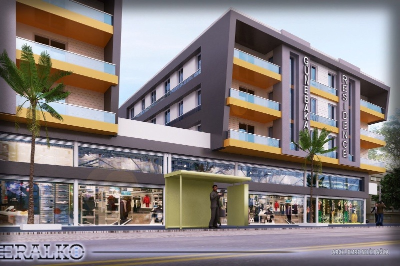 Antalya Modern Property for Sale 1