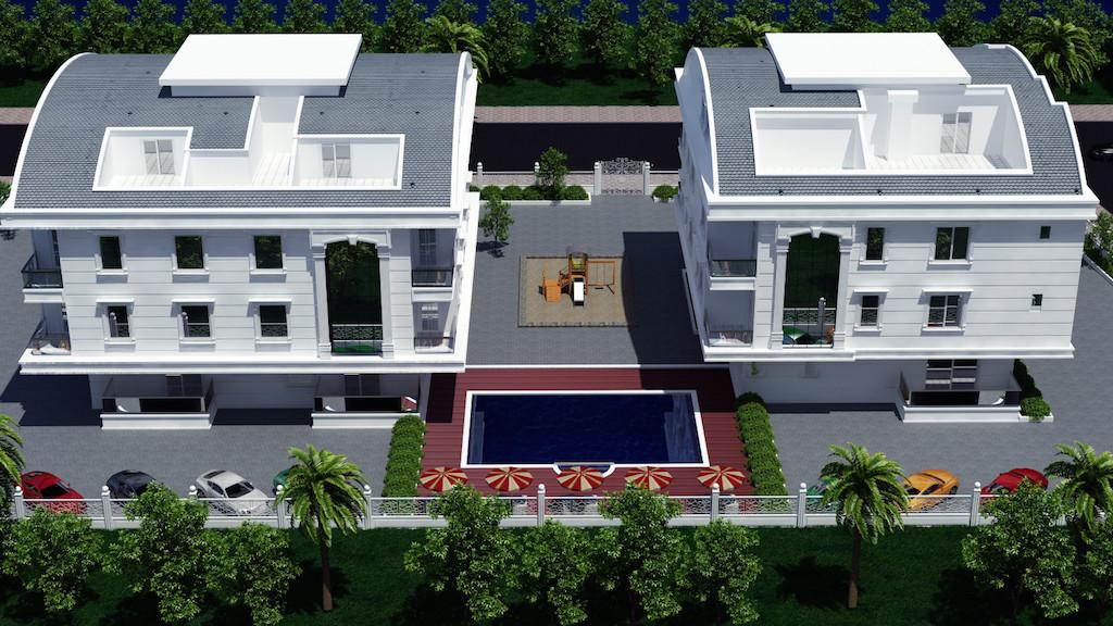 Beach Property Inside Turkey Antalya 5