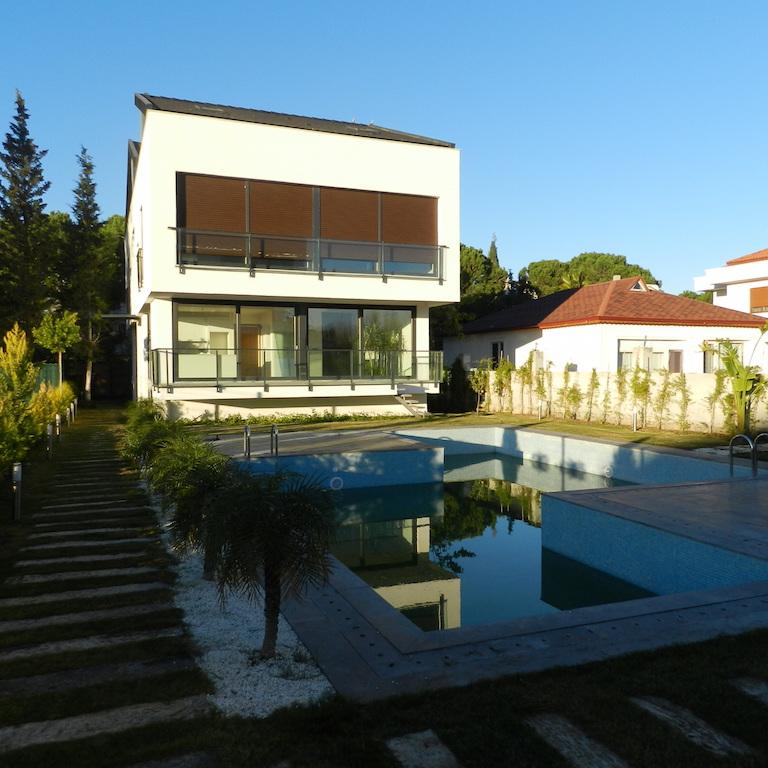Modern Real Estate Inside Kundu Antalya 2