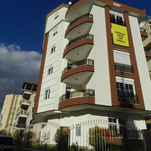 Buy A Flat In Antalya Downtown 19