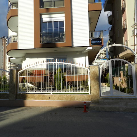 Buy A Flat In Antalya Downtown 1