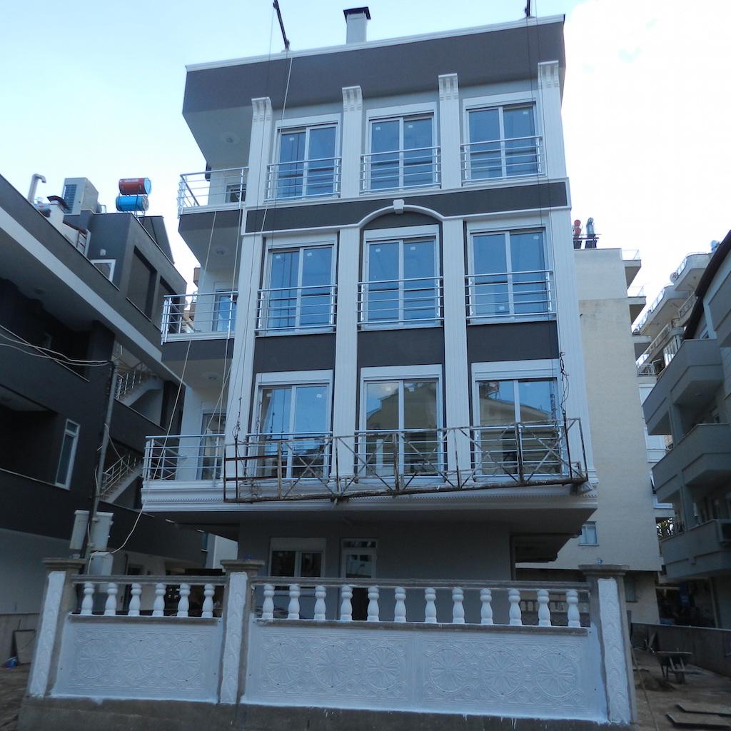 New Antalya Apartments 1