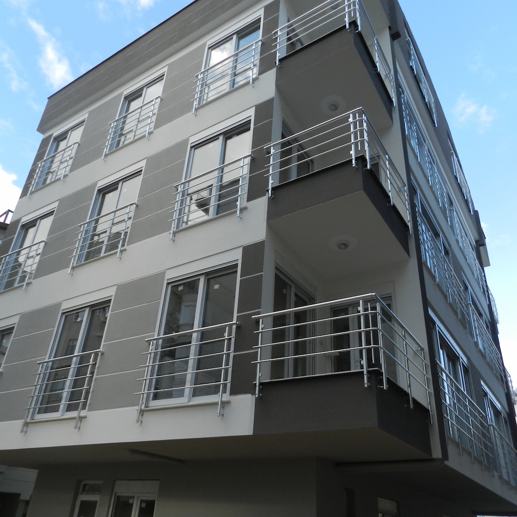 New Antalya Apartments 5
