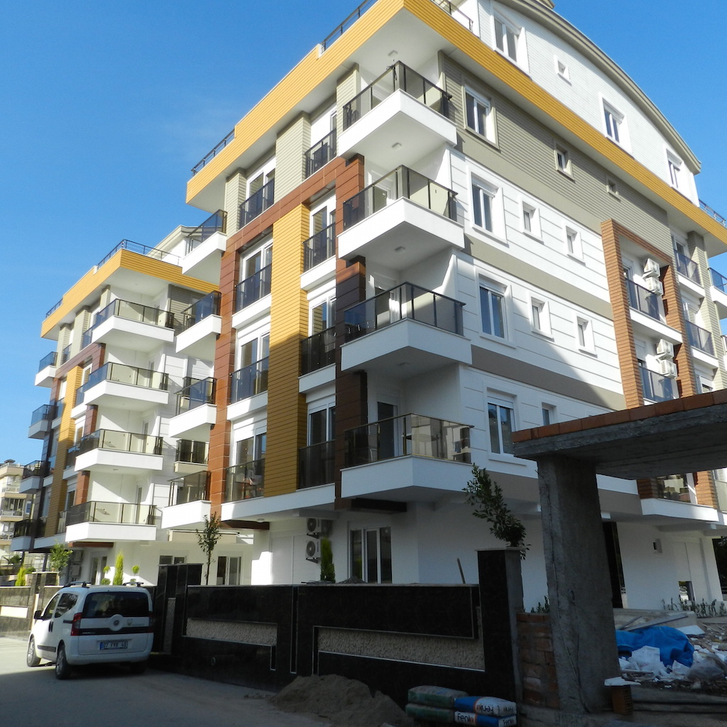 New Beach Turkish Apartments For sale 2