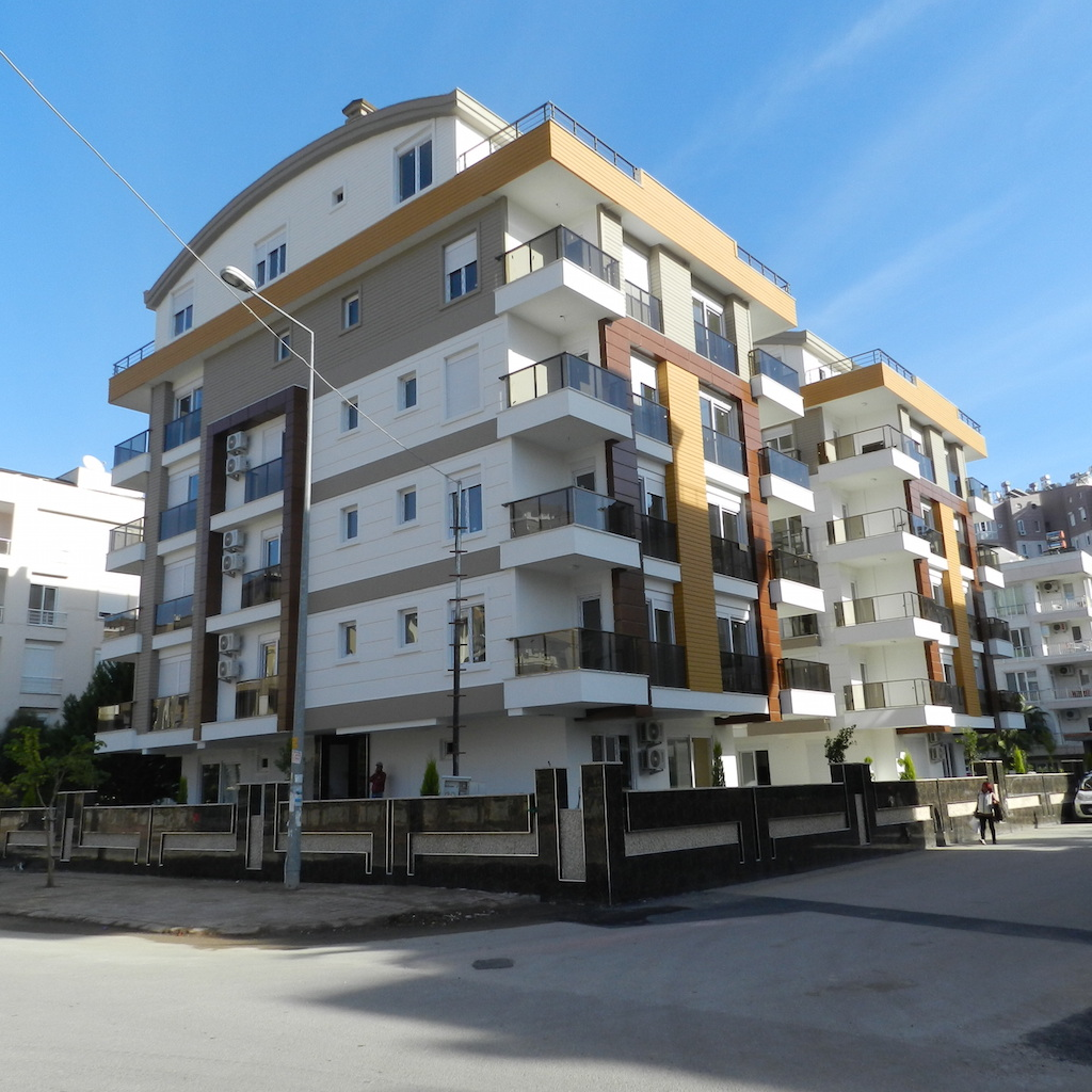 New Beach Turkish Apartments For sale 3