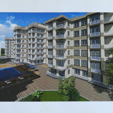 New Antalya Kepez Real Estate 6