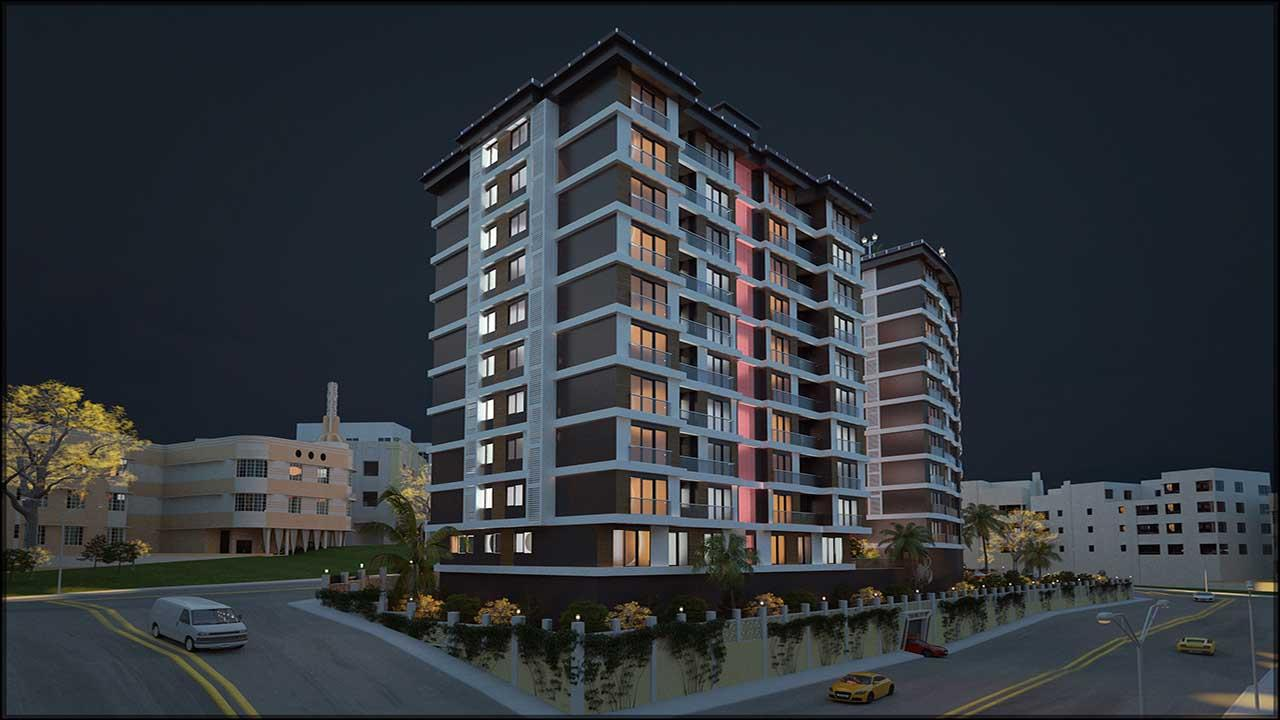 Sea View Istanbul Flat | Maximos Estate Flats 11