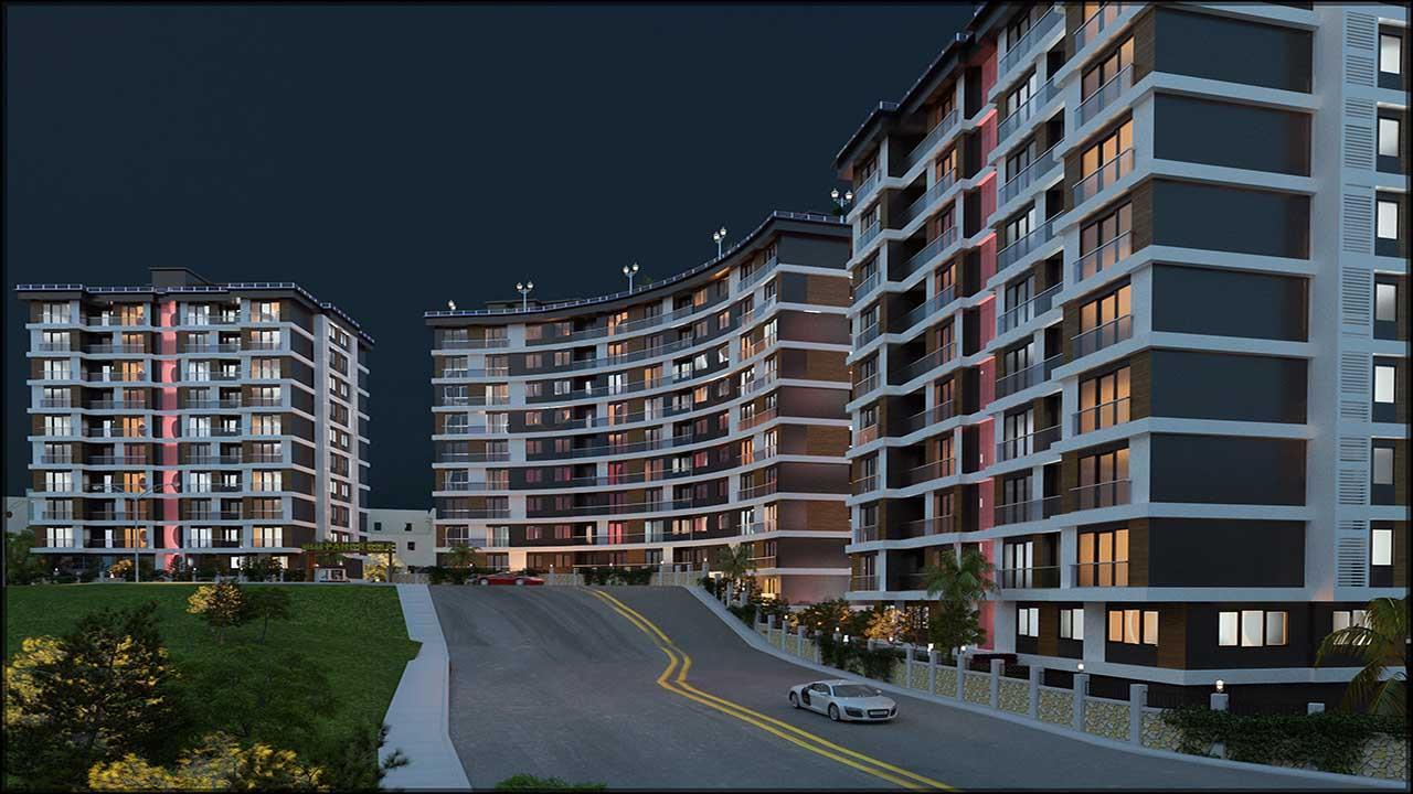 Sea View Istanbul Flat | Maximos Estate Flats 13