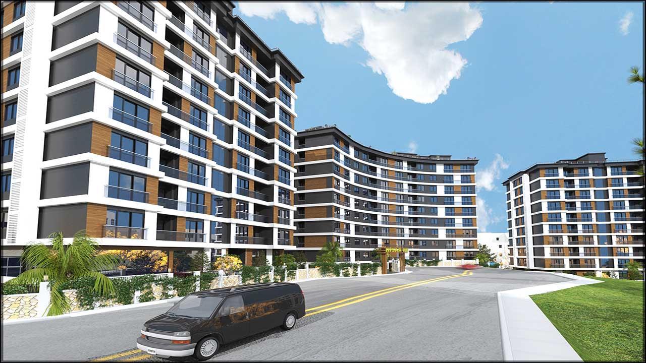 Sea View Istanbul Flat | Maximos Estate Flats 5