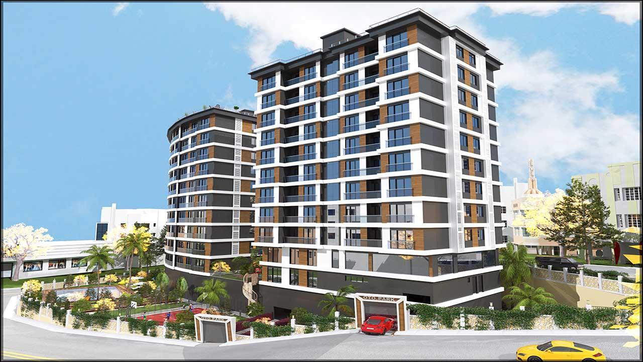 Sea View Istanbul Flat | Maximos Estate Flats 9