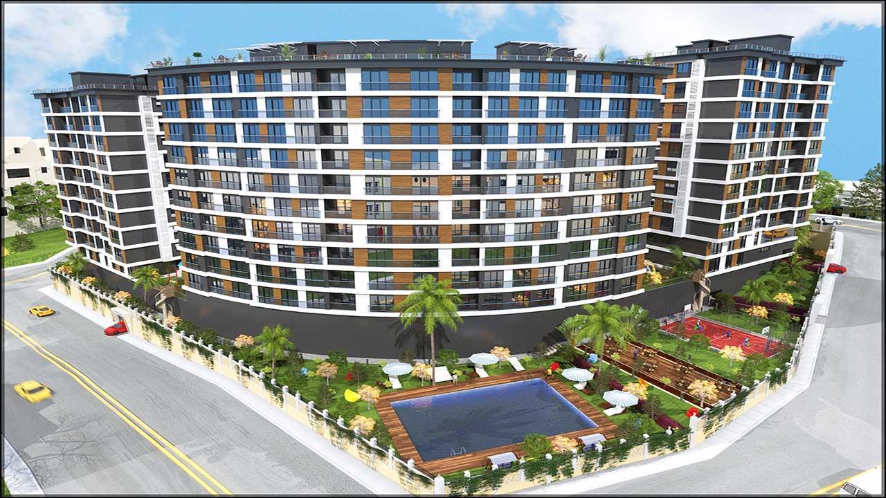 Sea View Istanbul Flat | Maximos Estate Flats 2