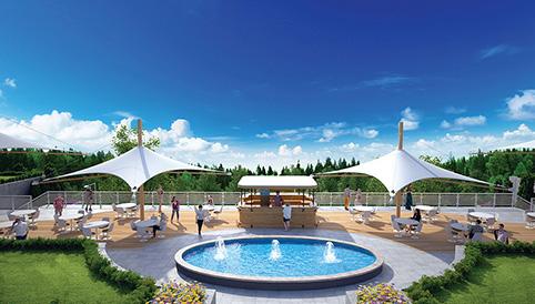 Istanbul Bahcesehir Luxury Apartments 3