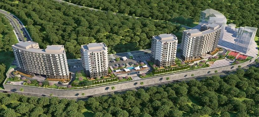 Istanbul Bahcesehir Luxury Apartments 7