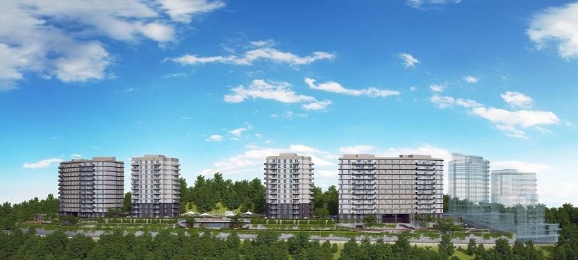 Istanbul Bahcesehir Luxury Apartments 2