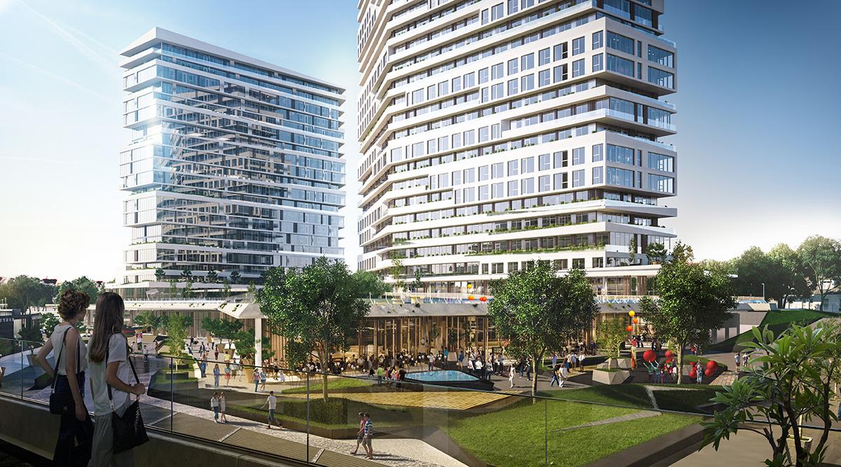 Istanbul Luxury Compound Estate For Sale in Küçükçekmece 10
