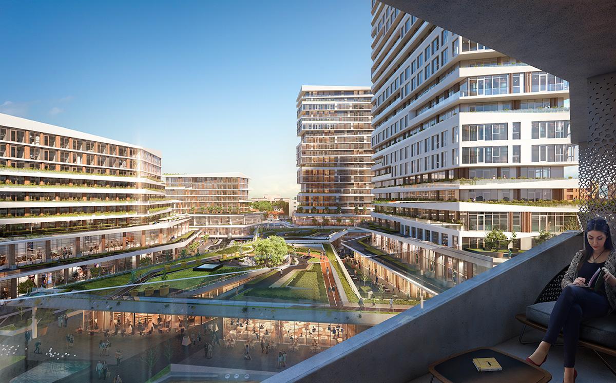 Istanbul Luxury Compound Estate For Sale in Küçükçekmece 6