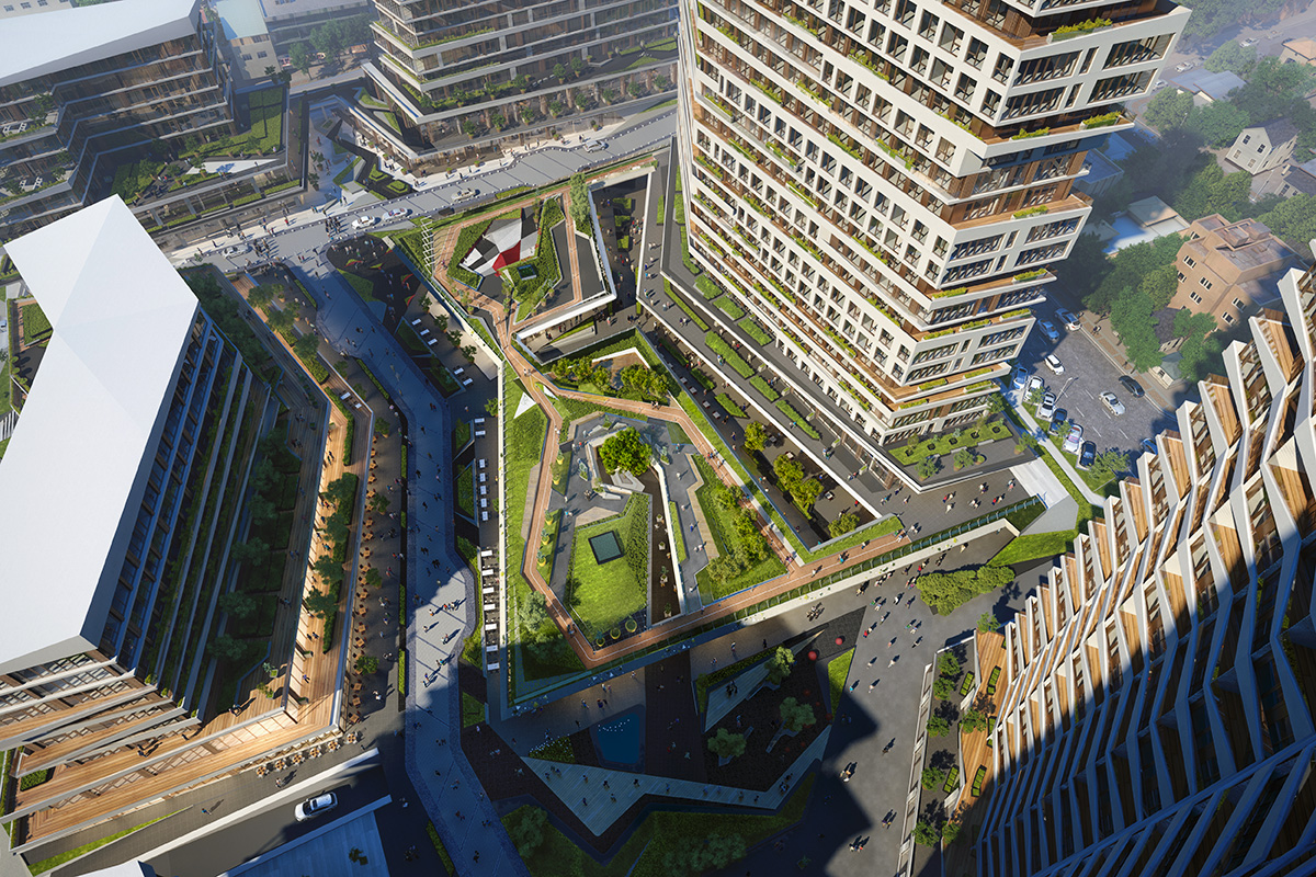 Istanbul Luxury Compound Estate For Sale in Küçükçekmece 9