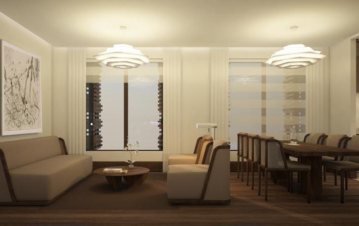 Istanbul Luxury Flat On Sale 23