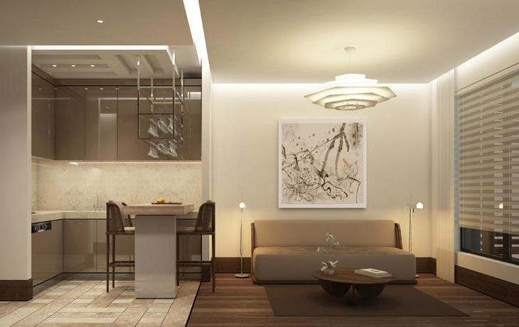 Istanbul Luxury Flat On Sale 27