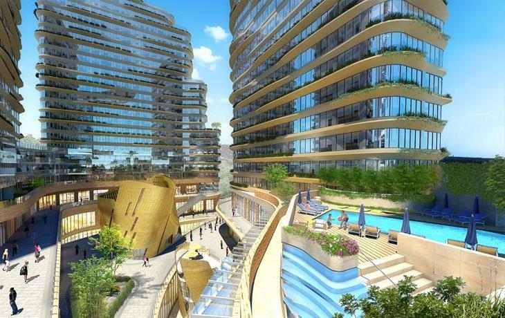 Istanbul Luxury Sea View Property 6