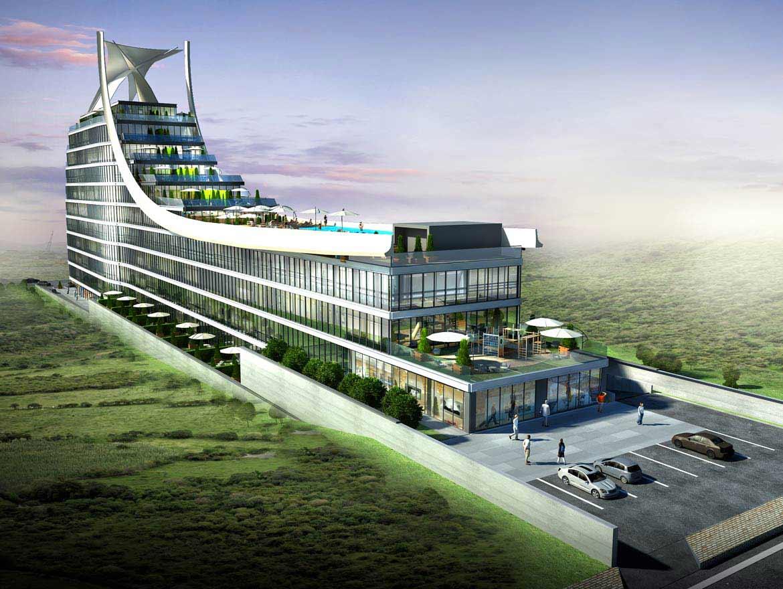 Istanbul Property Luxury Compound 7