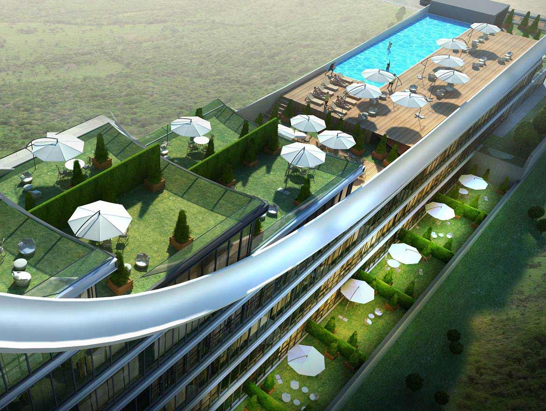Istanbul Property Luxury Compound 4