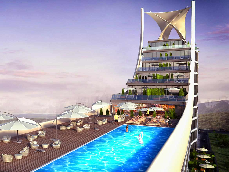 Istanbul Property Luxury Compound 1