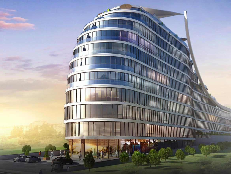 Istanbul Property Luxury Compound 2