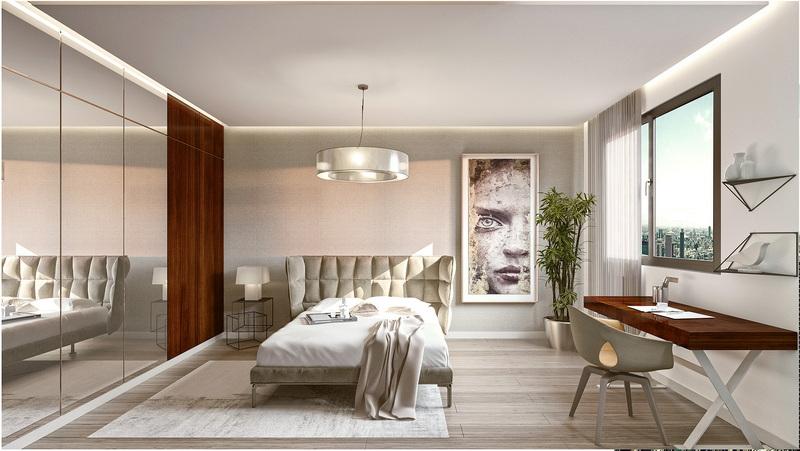 Istanbul Beylikduzu Apartments 6