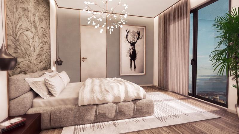 Istanbul Beylikduzu Apartments 9