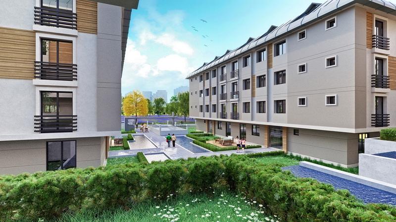 Istanbul Beylikduzu Apartments 10