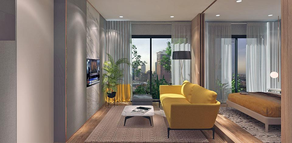 Luxury Downtown Istanbul Property 7