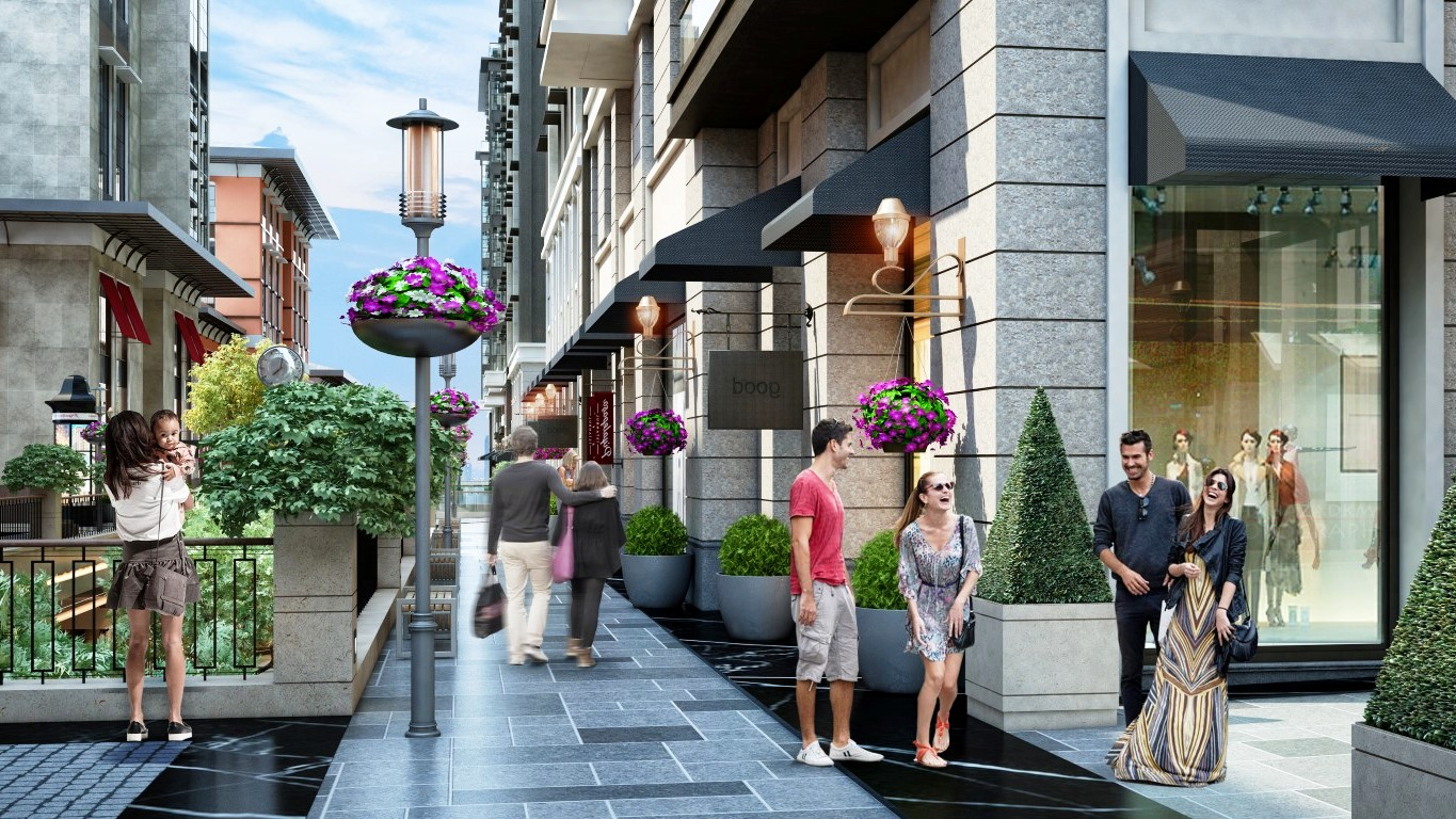 Apartment for sale in the center of Istanbul 13