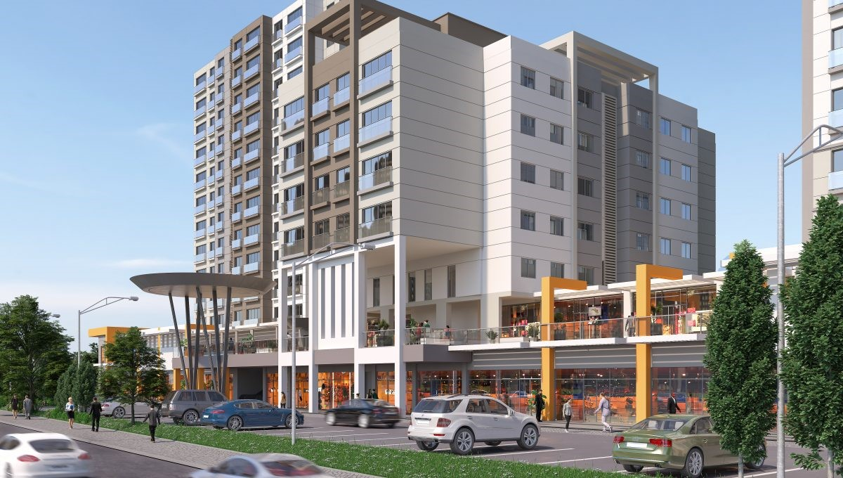 Apartments for sale in Bahcesehir in Istanbul 2