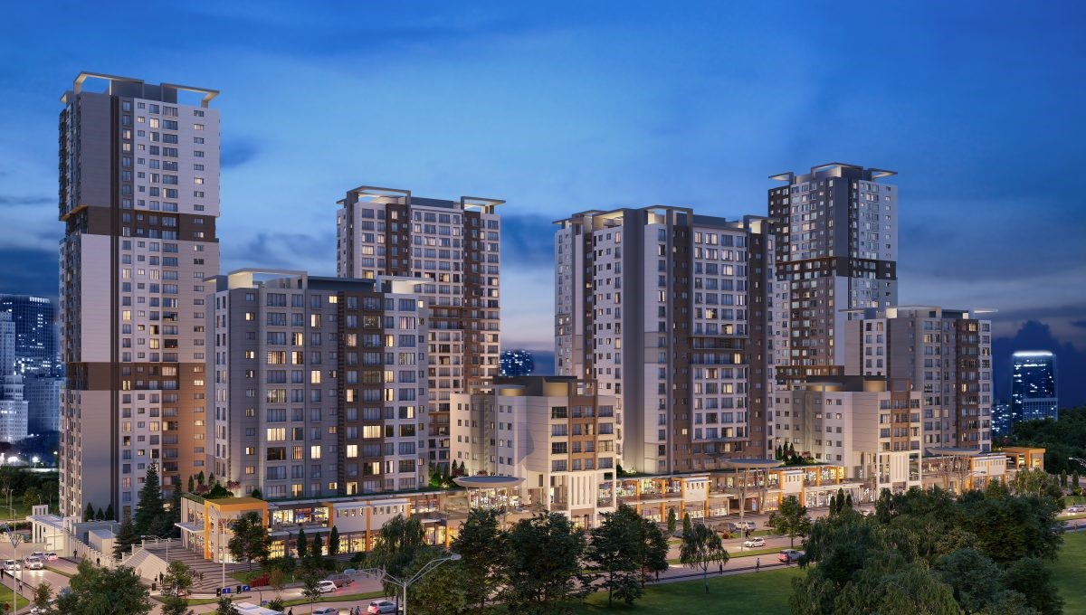 Apartments for sale in Eyup in Istanbul 9