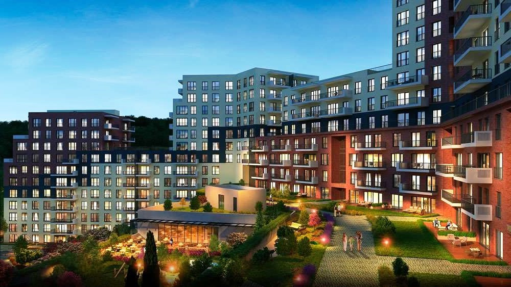 Apartments for sale in Eyup in Istanbul 7