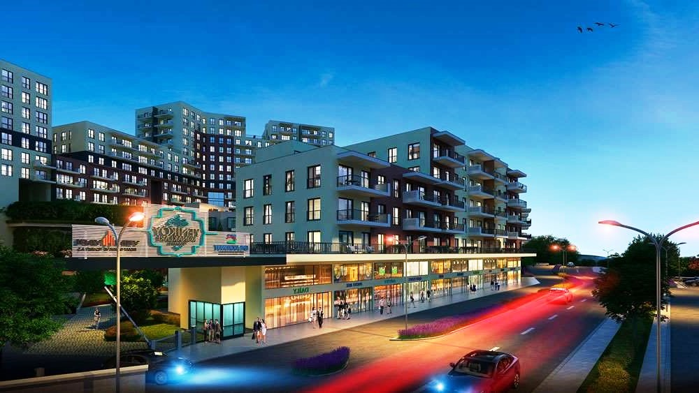 Apartments for sale in Eyup in Istanbul 5