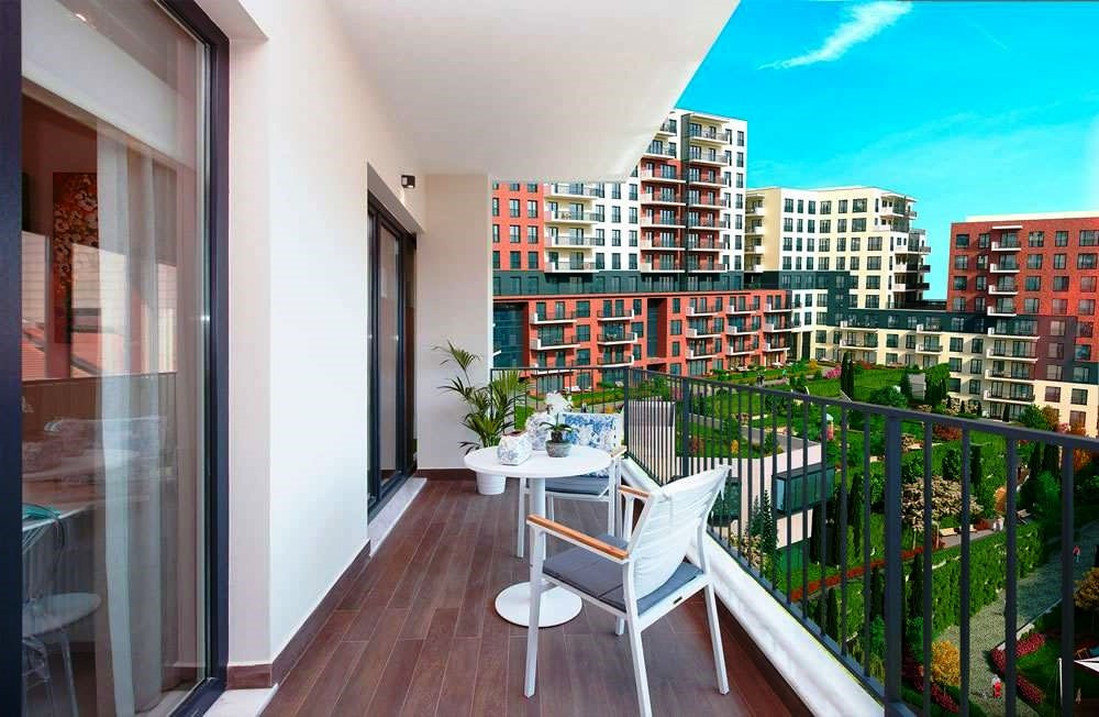 Apartments for sale in Eyup in Istanbul 10