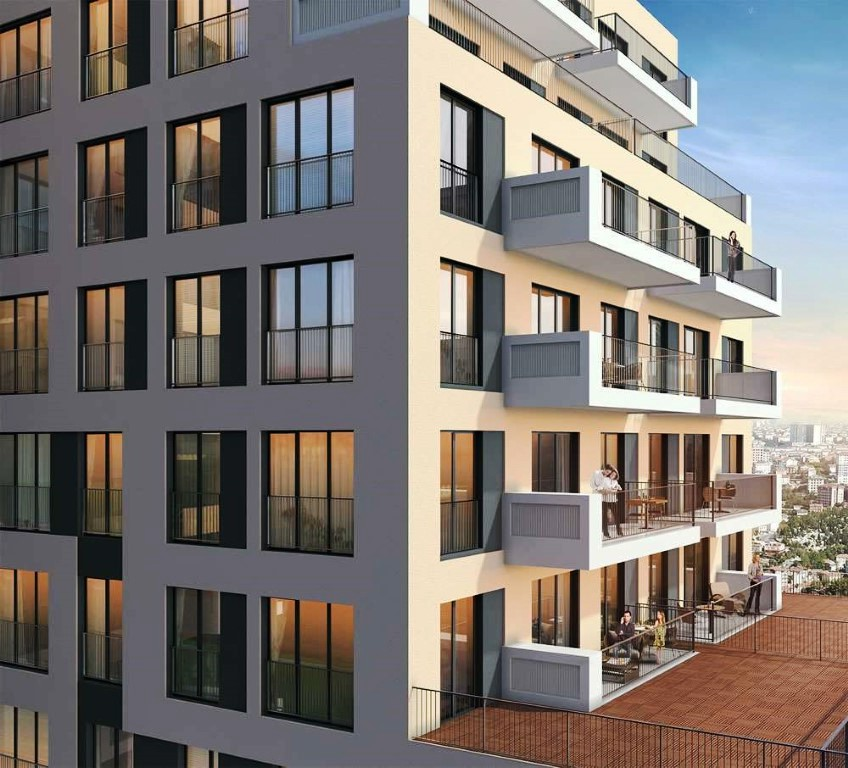 Apartments for sale in Eyup in Istanbul 2