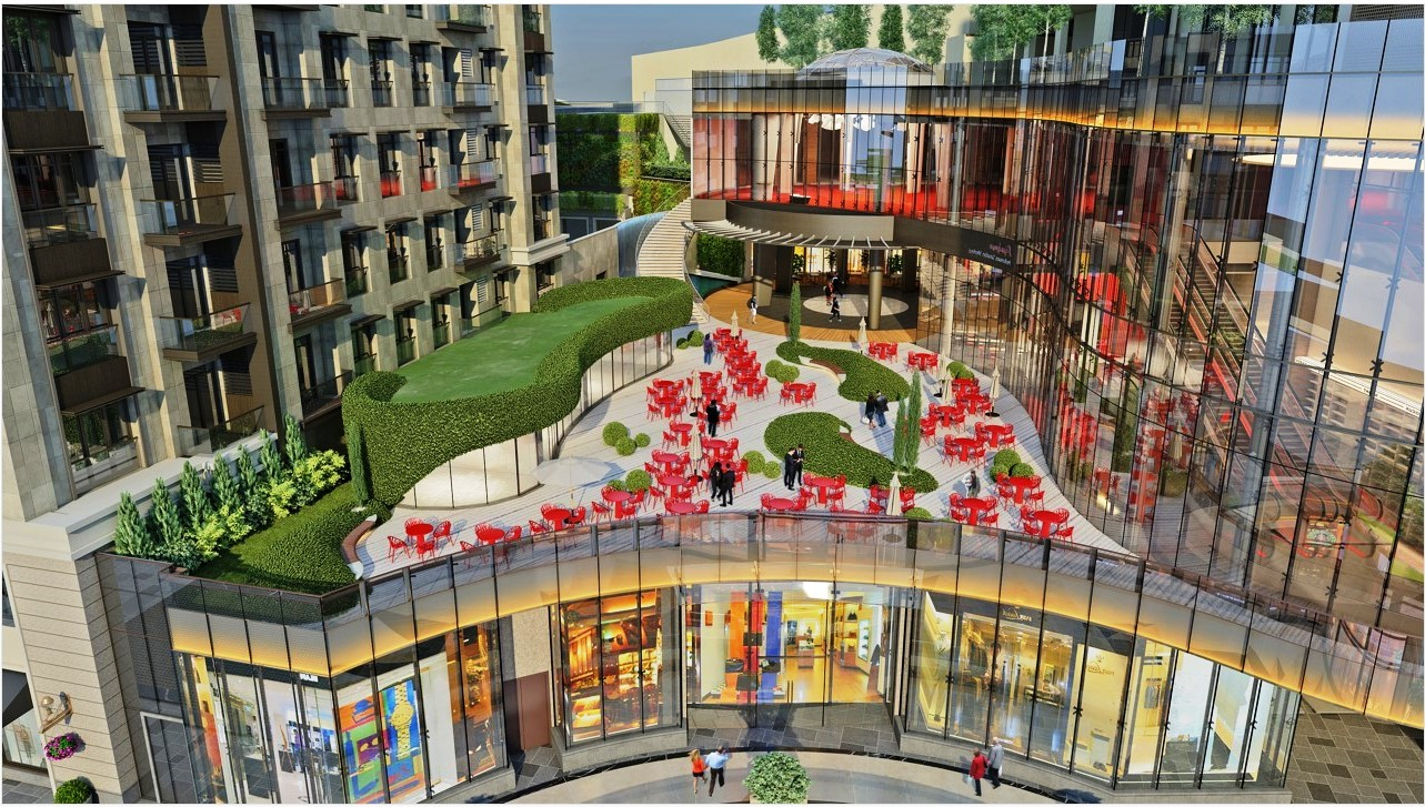 Apartments for sale in the center of Istanbul 10