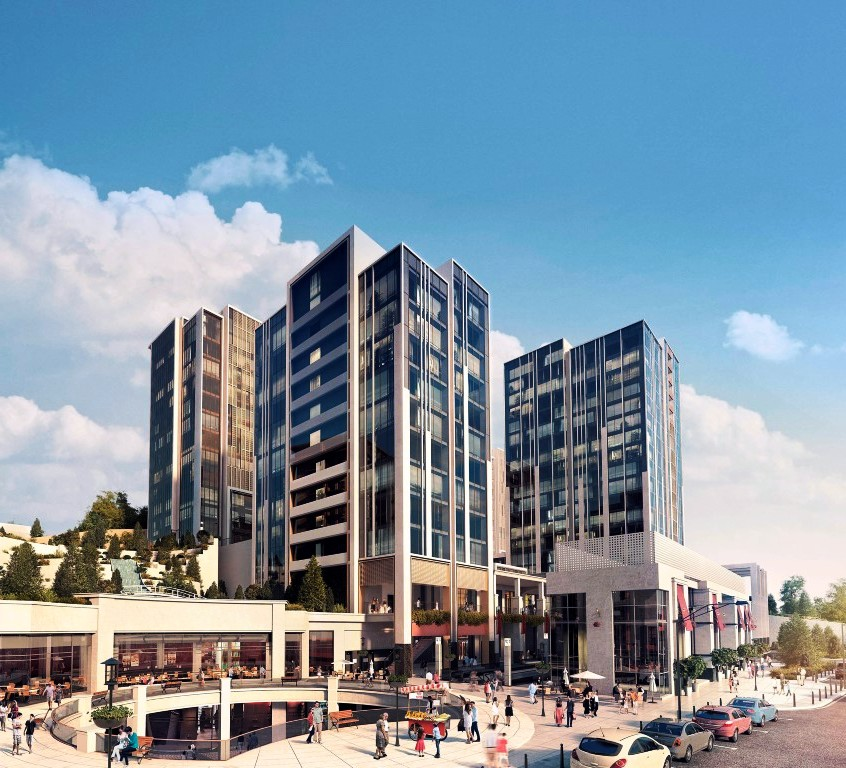 Apartments for sale in the center of Istanbul 3