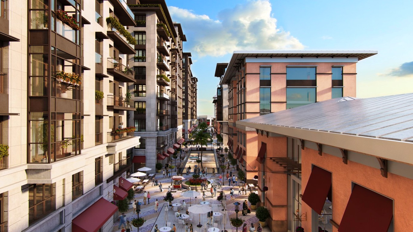 Apartments for sale in the center of Istanbul 22